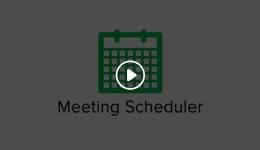 Flockathon apps: Meeting scheduler