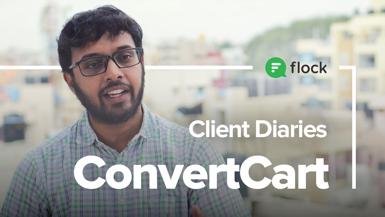 ConvertCart communicates with its clients and make decisions faster