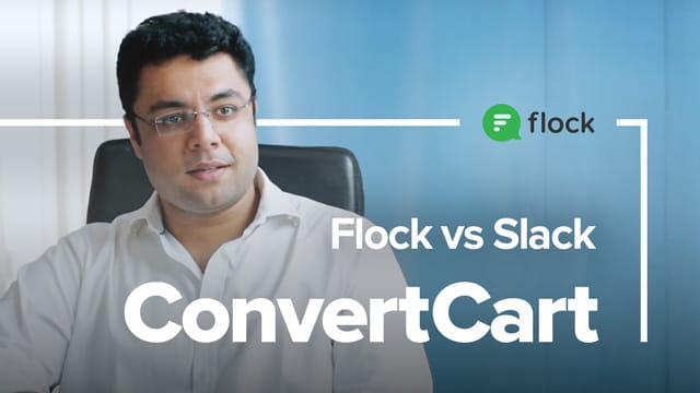 ConvertCart did away with Slack's clunky UI and battery drain