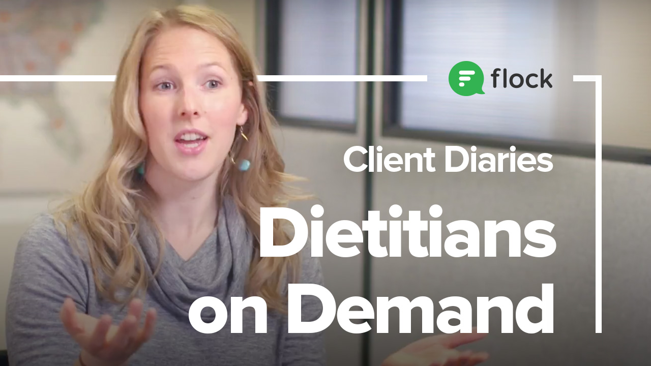 Dietitians on Demand keeps its remote teams in perfect sync