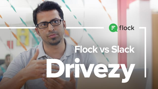 Drivezy found the perfect tool to keep its growing team in sync