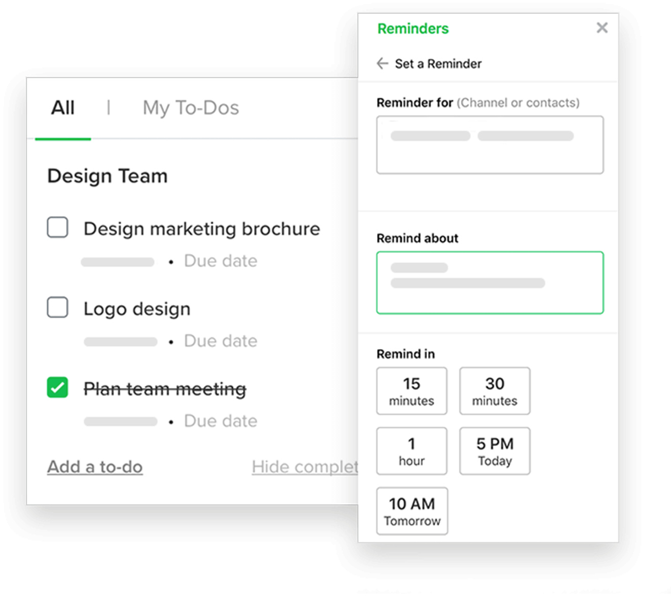 Flock makes your team more productive